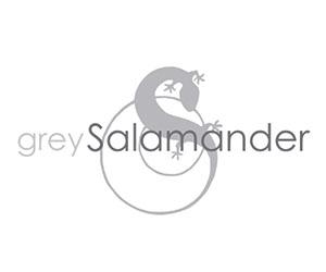 Grey Salamander Logo